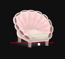 Glitch furniture armchair armchair pinkseashell Unisex T-Shirt