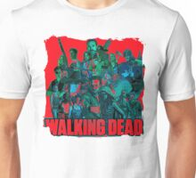 Walking dead art Unisex T-Shirt