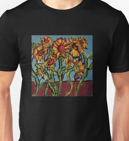 Sunflowers Unisex T-Shirt