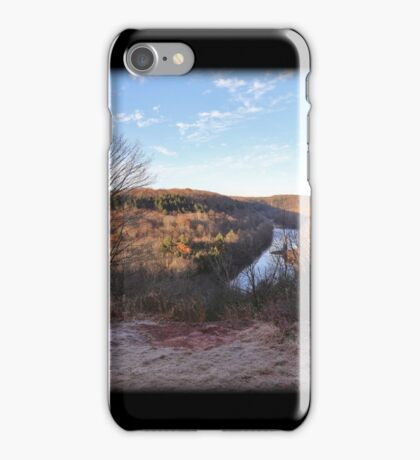 Skyline November Morning iPhone Case/Skin