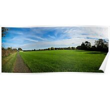 Roding Valley Nature Reserve Poster
