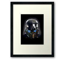 Vader Prime Framed Print