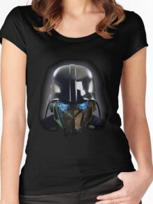 Vader Prime Women's Fitted Scoop T-Shirt
