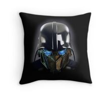 Vader Prime Throw Pillow