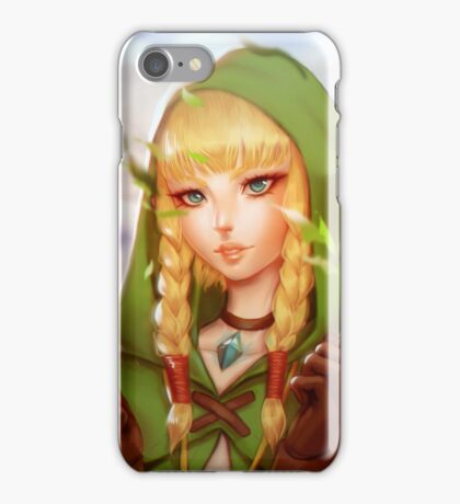 Linkle iPhone Case/Skin