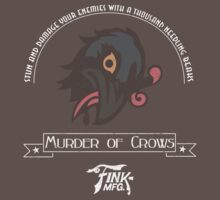 Murder of Crows Vigor Kids Clothes