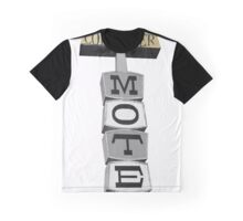 Fifties American Motel Graphic T-Shirt
