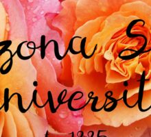 Arizona State University ASU Roses Sticker