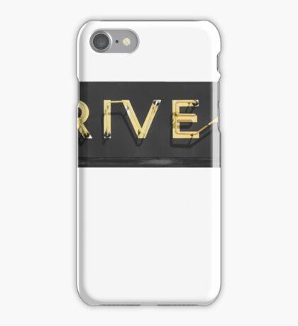 Drive In Theater Americana iPhone Case/Skin