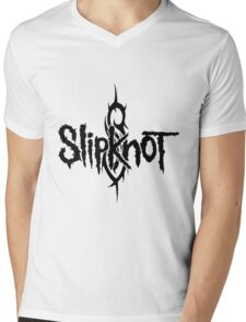 Slipknot Mens V-Neck T-Shirt