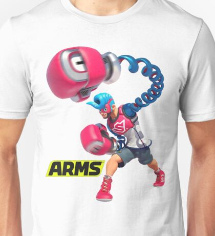 ARMS - Nintendo Switch Boxing Unisex T-Shirt