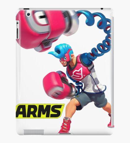 ARMS - Nintendo Switch Boxing iPad Case/Skin