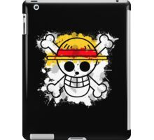 Straw Hat Pirates iPad Case/Skin