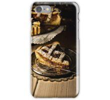 Apple tart iPhone Case/Skin