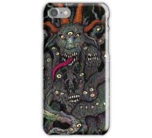 Dreams of the Black Goat iPhone Case/Skin