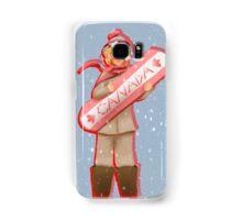 Snowboarding Canada - Hetalia Samsung Galaxy Case/Skin