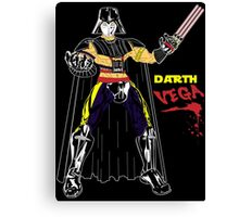 Darth Vega Canvas Print