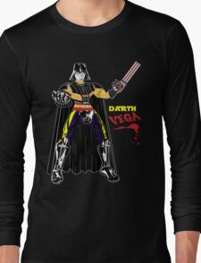 Darth Vega Long Sleeve T-Shirt