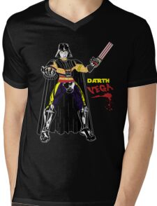 Darth Vega Mens V-Neck T-Shirt
