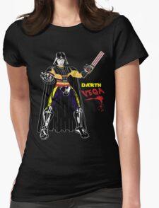 Darth Vega Womens Fitted T-Shirt