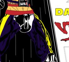 Darth Vega Sticker