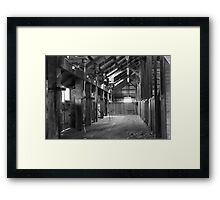 A Stand of Six Framed Print