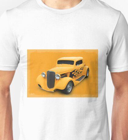 Flames Unisex T-Shirt
