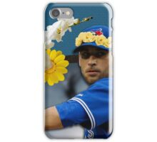 Marco Estrada: Flower Crown iPhone Case/Skin