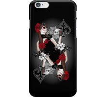 Queen of Spades iPhone Case/Skin