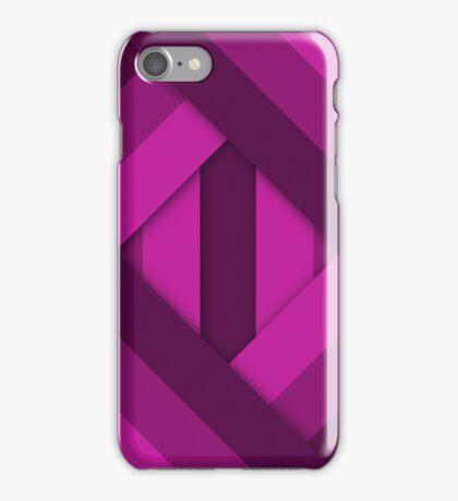 Ribbons [Pink] iPhone Case/Skin
