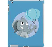 Cute cartoon elephant iPad Case/Skin