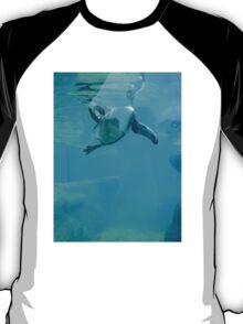 Penguin Underwater T-Shirt