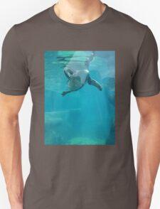 Penguin Underwater Unisex T-Shirt
