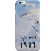 1989 Seagull Case iPhone Case/Skin
