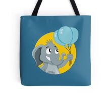 Cute cartoon elephant Tote Bag