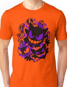 A Ghastly Trio - Pokemon Unisex T-Shirt