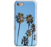 Palm Trees Sky iPhone Case/Skin