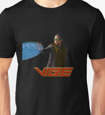 Vibe - CW Flash Version Unisex T-Shirt