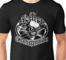 Construction Skull 5: Killer Construction Unisex T-Shirt