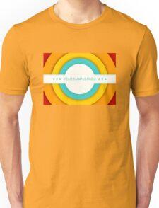 retro feliz cumpleanos Unisex T-Shirt