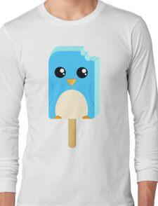 Cute Penguin Popsicle  Long Sleeve T-Shirt