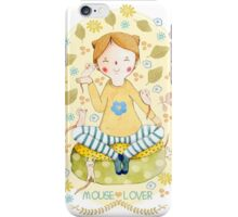 Mouse Lover iPhone Case/Skin