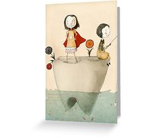 Tooth Greeting Card