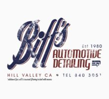 Biff's Auto Detailing by ByteCage