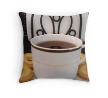 Cup of Tea-Still Life  ^ Throw Pillow