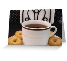 Cup of Tea-Still Life  ^ Greeting Card
