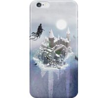 Hogwarts series (year 3: the Prisoner of Azkaban) iPhone Case/Skin