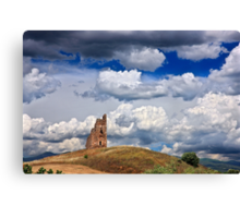 Ruined Byzantine Tower Canvas Print