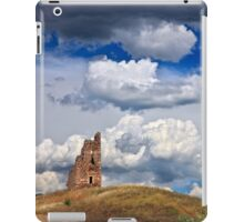 Ruined Byzantine Tower iPad Case/Skin