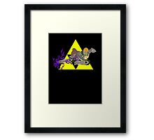 Super Smash Bros Ganondorf Framed Print